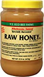 YS Organic Bee Farms - 生の蜂蜜 - 22 oz