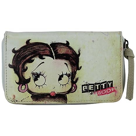 Betty Boop Billetero Pequeño Mujer Nina Chica Monedero ...
