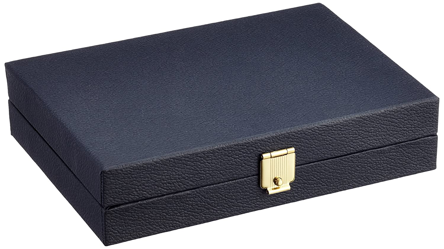 neoLab 1-6257 Object carrier storage box for 25 object carriers, 140 mm x 100 mm x 35 mm