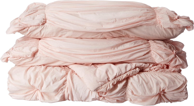 Rizzy Home Plush Dreams 3-Piece Comforter Set, King