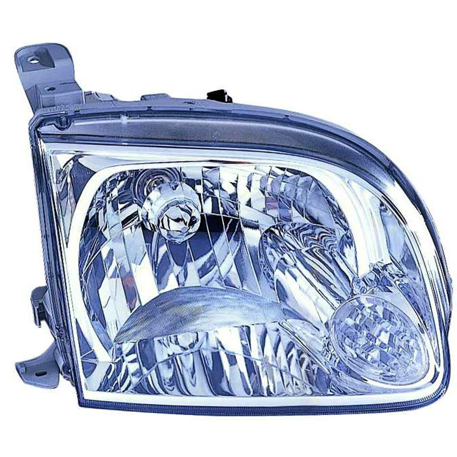 OE Replacement Headlight Assembly TOYOTA TUNDRA PICKUP 2005-2006 Multiple Manufacturers TO2503166N Partslink TO2503166