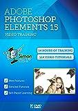 Master Adobe Photoshop Elements 15 Video Training Tutorials - 14 Hours of Training