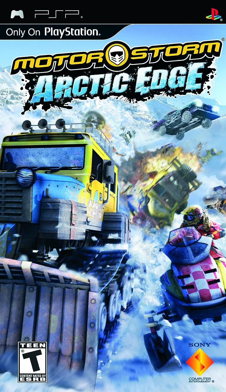 Amazon.com: Nueva Sony Playstation motorstorm Arctic Edge ...