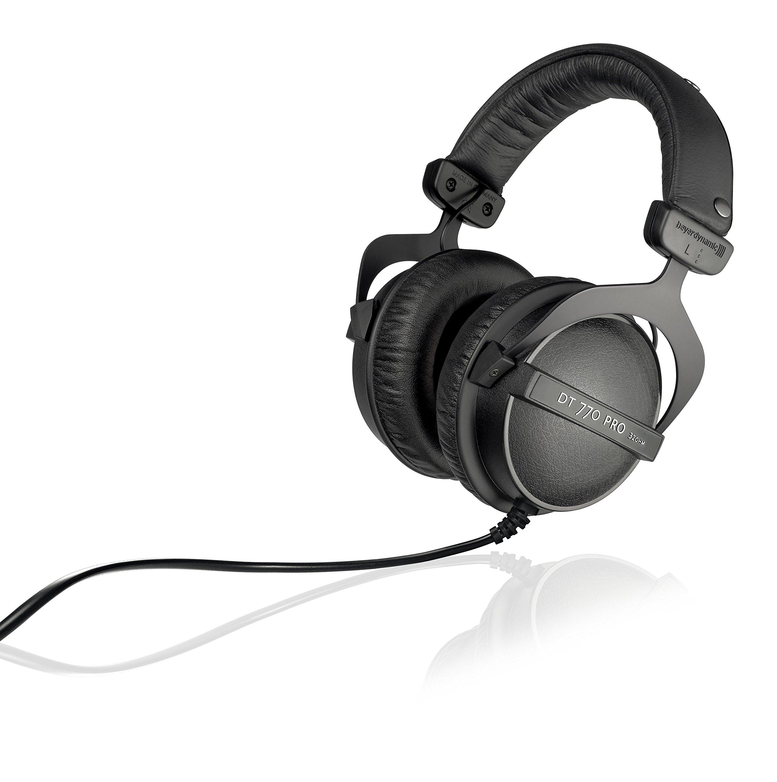 beyerdynamic DT  770 PRO 32 Ohm closed Studio Headphone by beyerdynamic