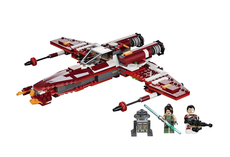 Star wars starfighter, Worlds largest and Lego star wars on Pinterest
