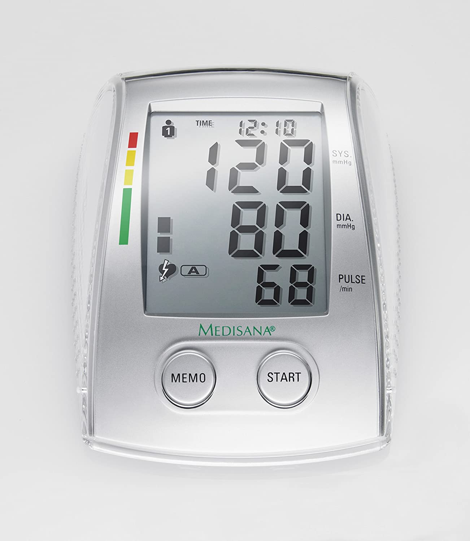 Medisana MTX Connect - Tensiómetro de brazo con Bluetooth: Amazon.es: Hogar