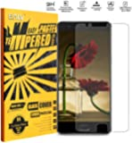 E Lv One Plus 3 Tempered Glass ( Anti-Shatter ) (Screen Coverage) Tempered Glass Screen Protector ( Anti-Scratch ) Ultra Clear Hd Screen Guard