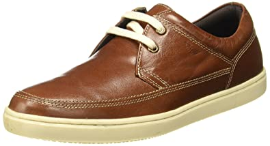 Buy Red Tape Men's Leather Casual Shoes