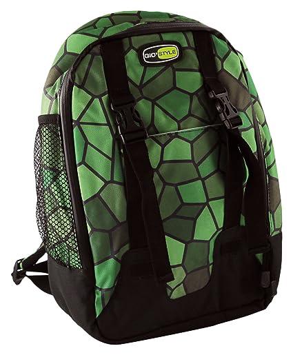 miglior grossista 42157 9ed23 giostyle Boxy Shell Zaino Termico, PVC, Verde