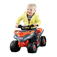 Power Wheels Kawasaki Lil' Quad, Orange Deals