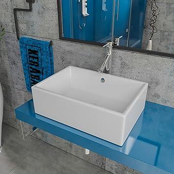 Design Keramik Waschbecken Waschtisch Waschschale ...
