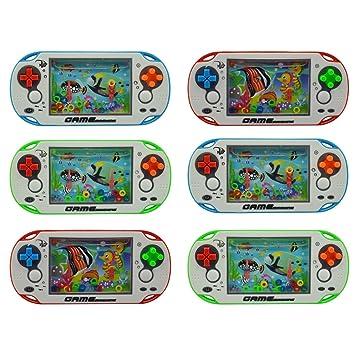 Water Ring Kids Game - Set of 6