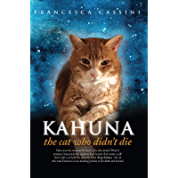 Kahuna - The Cat Who Didn't Die (Francesca Cassini Book 1) (English Edition)