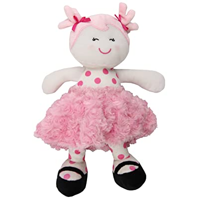 Baby Starters Plush Snuggle Buddy Baby Doll, Sugar N Spice Marisa : Plush Toys : Baby