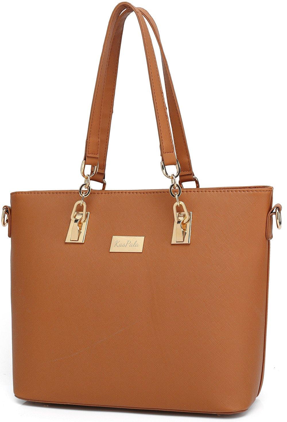 Women Tote Handbag + Clutch Bag + Wallet 3 Piece Set Bag Shoulder Bag for  Work larger image d61d7e7c44c32