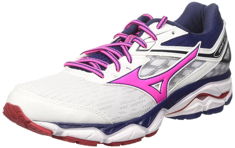 TALLA 40 EU. Mizuno Wave Ultima Wos, Zapatillas de Running para Mujer