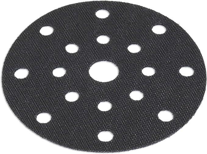 Proteggi Platorello con Velcro /Ø 200mm con 8-Fori Dischi Abrasivi per Levigatrice Lucidatrice DFS