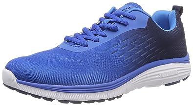 Chung Shi Duxfree Berlin, Chaussures de Cross Homme, Bleu (Blau 8810310), 43 EU