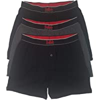 Buffalo David Bitton Mens 3 Pack Knit Boxers