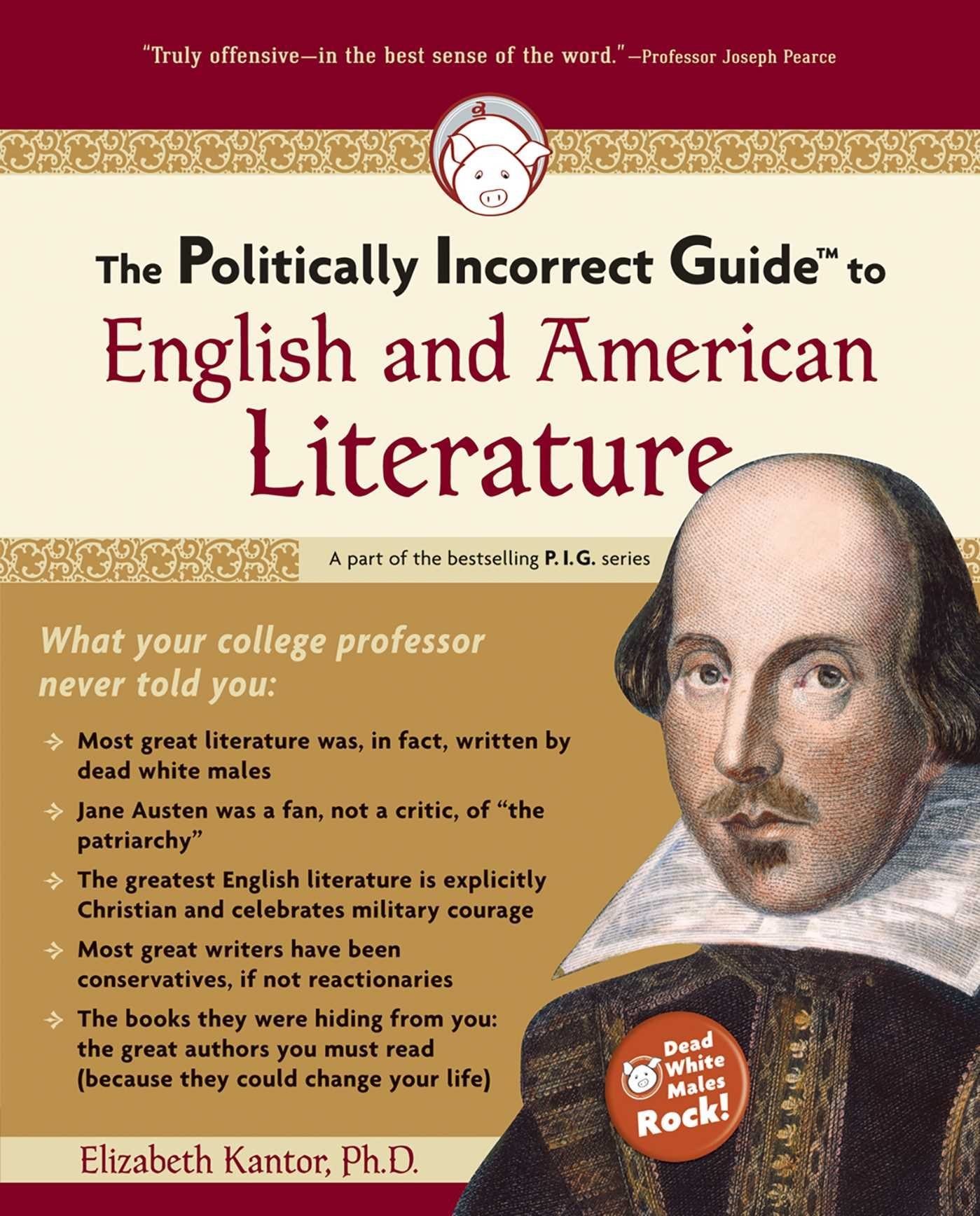 american writers in english literature