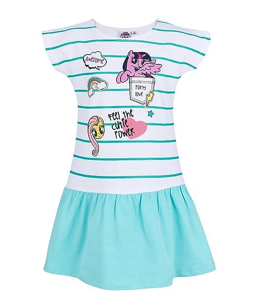 My Grau Pony Kleideramazon Kleid Little Wpyv80nnmo Mädchen ZuXiPk