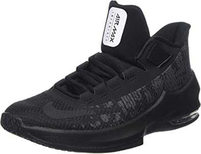 Aprendiz sextante inoxidable  Amazon.com | Nike Air Max Infuriate Ii Gs Big Kids | Basketball