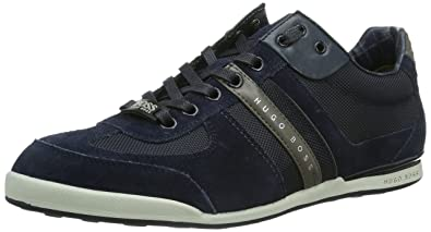 BOSS Green Akeen 10167168 01, Herren Sneakers, Blau (Open Blue 460),