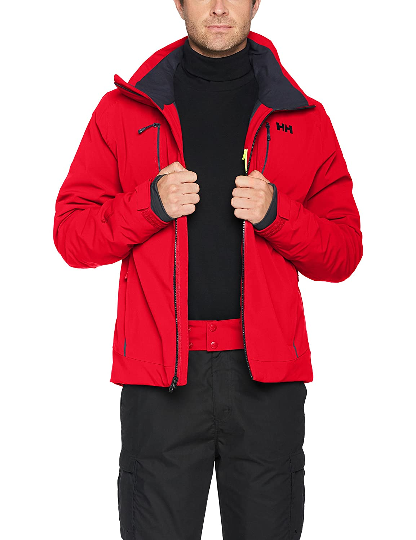 Helly Hansen 65551 Mens Alpha 3.0 Jacket at Amazon Mens Clothing store: