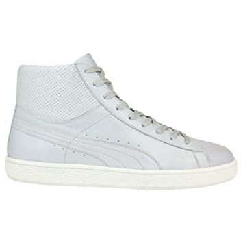 Puma States Mid Mii Sneaker Chaussures de sport Chaussures pour hommes 45 Grau (Glacer Grey) CKps1yf