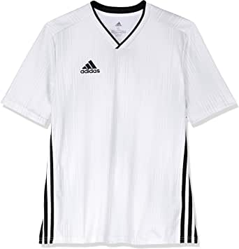 Adidas Australia Men's Tiro 19 Jersey (Short Sleeve), White/Black, L