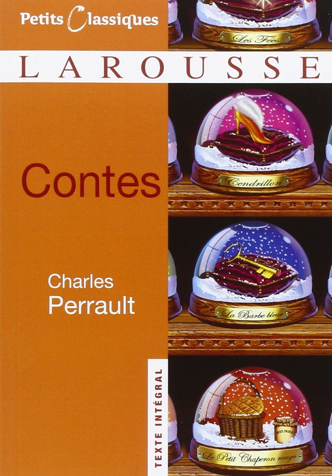 Contes (Letits Classiques Larousse)