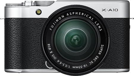 Fujifilm X-A10 - Cámara Evil de 16.3 MP (Pantalla táctil de 3