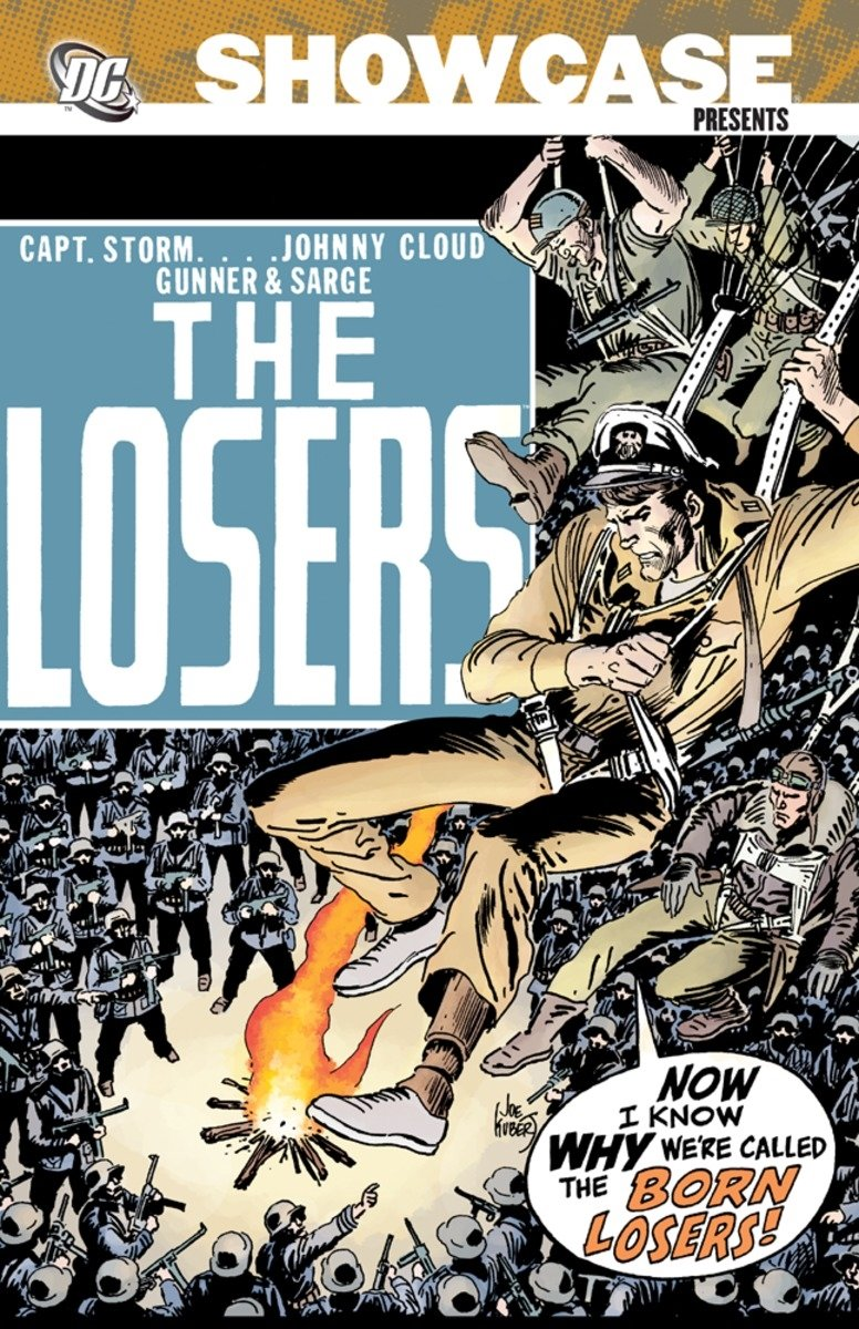 Showcase Presents: The Losers Vol. 1 ebook