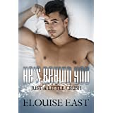 He's Behind You (Just A Little Crush Book 1)