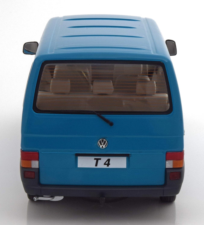 KK Scale KKDC180263 - VW Bus T4 Caravelle 1992 Turquoise - Escala 1/18 - Vehiculo en Miniatura - diecast: Amazon.es: Juguetes y juegos