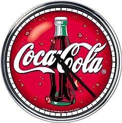 Wall Clock Coca Cola 2