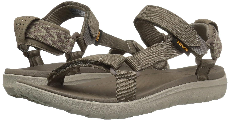 Teva Women's W Sanborn B(M) Universal Sandal B01IPZKAMY 11 B(M) Sanborn US|Walnut 136958