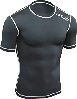 Sub Sports DUAL Boy's Compression Baselayer Short Sleeve Top