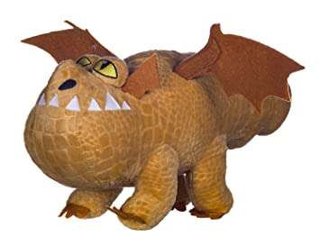 12 how to train your dragon gronckle soft plush toy amazon co uk