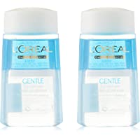 L'Oreal Paris Gentle Lip and Eye Make-Up Remover, 125ml, Pack of 2