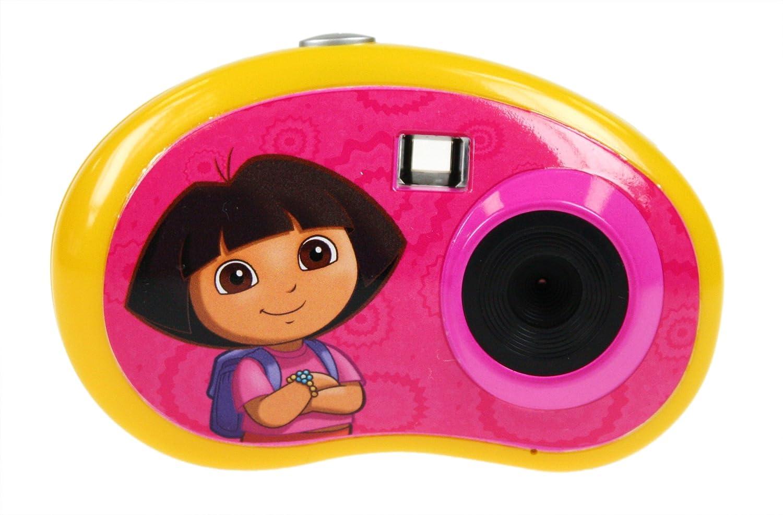Sakar Nickelodeon Dora The Explorer Camera Kit (26067) Sakar Intl Sakar Toys CA
