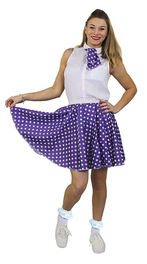 I Love Fancy Dress ILFD7015OS Vestito da donna a pois 13e260f3c4f