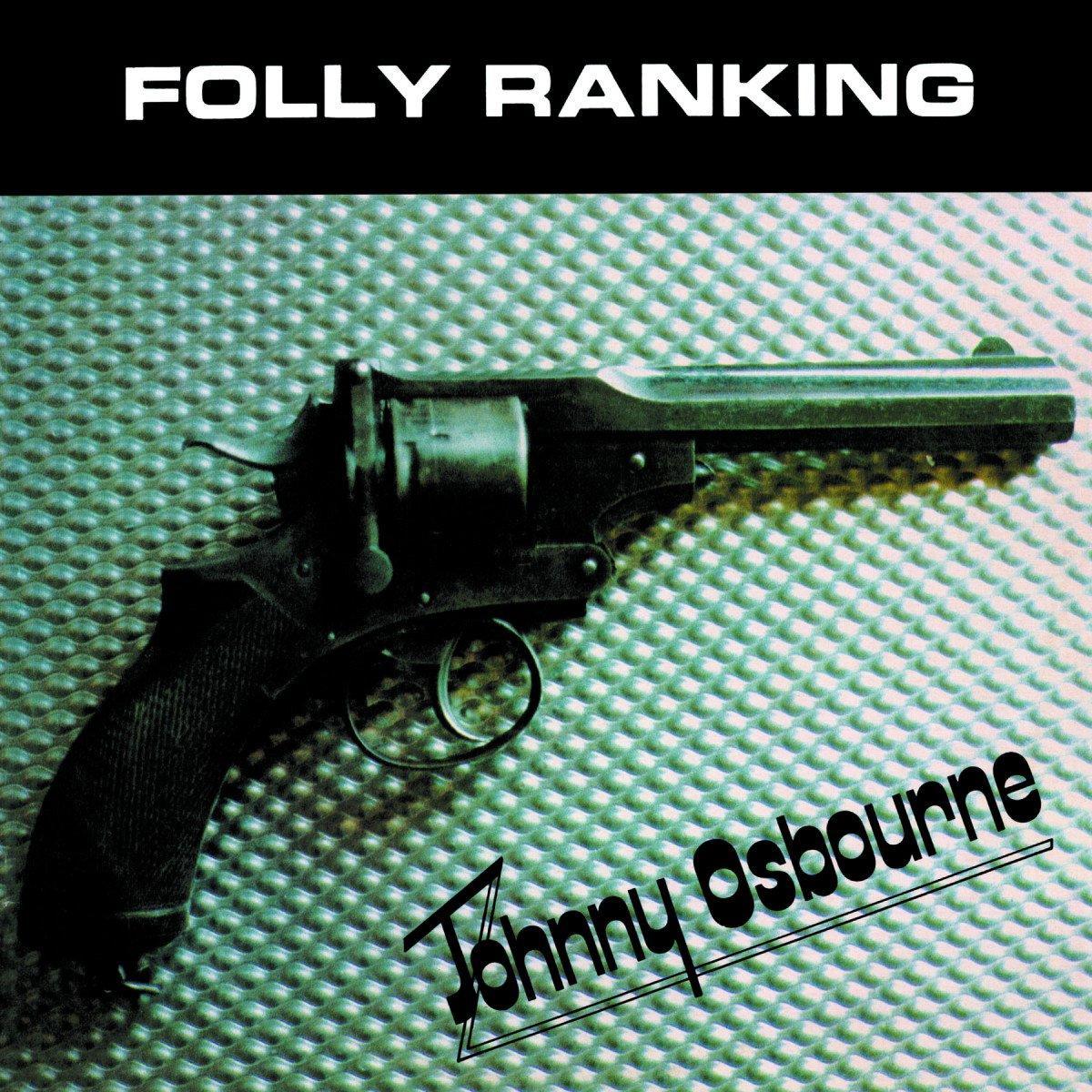 Vinilo : Johnny Osbourne - Folly Ranking (LP Vinyl)