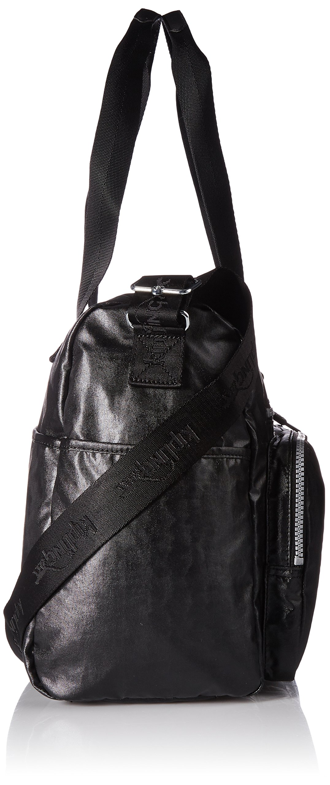 Kipling Stefany Lacquer Black Sport Tote, Lacqrblack by Kipling (Image #3)