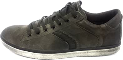 4752 PELTRO Scarpa uomo sneaker Igi&co pelle scamosciata made in Italy