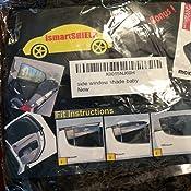 Amazon.com: ISMARTSHIELD parasol de ventana de carro para ...
