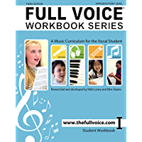 FULL VOICE Workbook - Introductory Level book cover