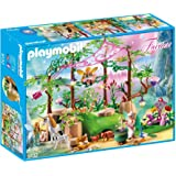 PLAYMOBIL Magical Fairy Forest Playset, Multicolor