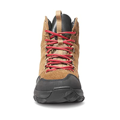 5.11 Men's Cable Hiker Carbon-Tac Safety Toe Boots Military and Tactical, Dark Coyote 12 Wide US: Shoes