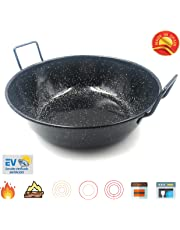 Amazon.com: Paella Pans: Home & Kitchen